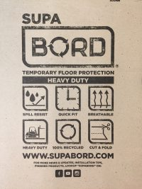 Leading brand in floor protection