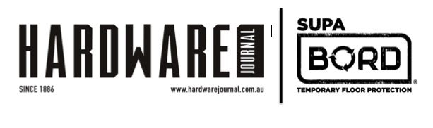 Australian Hardware Journal - Supabord Logo