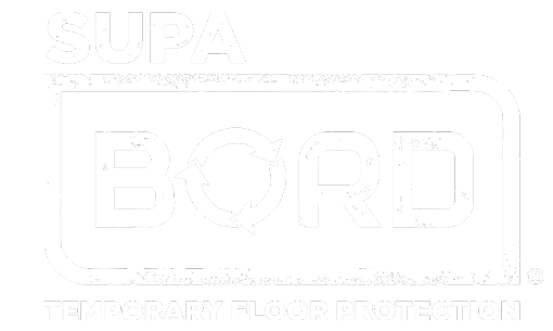 SupaBord Temporary Floor Protection logo